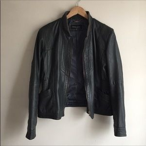 Jackets & Blazers - Butter soft leather xxl but fits large or xl Blue